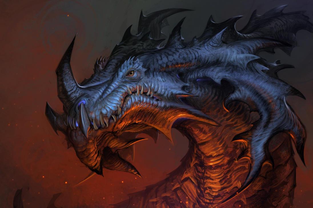 Chaos Dragon by Der-Reiko