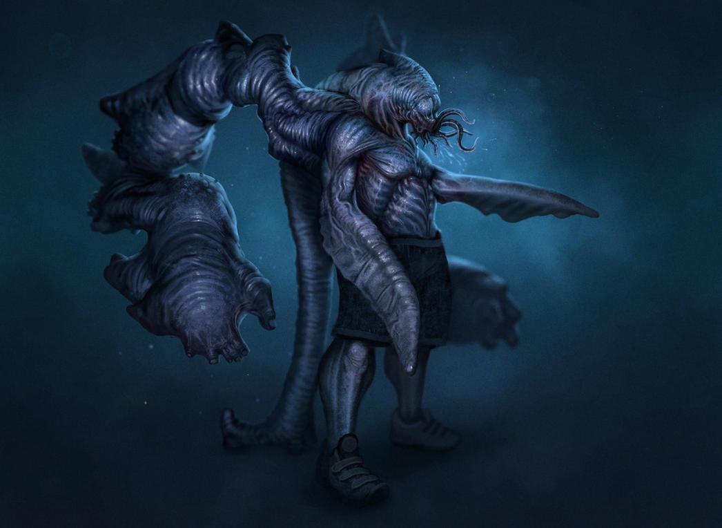 Mutant by Der-Reiko