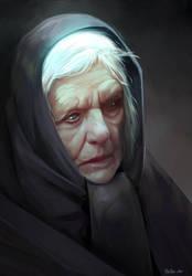 Dorethea, a seer by Der-Reiko
