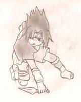 Sasuke 2 by Blaze-Brook
