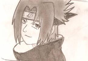 Sasuke 3 by Blaze-Brook