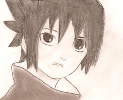 Little Sasuke by Blaze-Brook