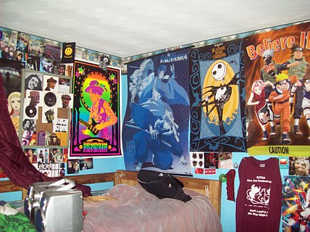 Bedroom Wall Collage by Misty-In-The-Shadows on DeviantArt