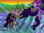 King Sombra vs Midnight Sparkle
