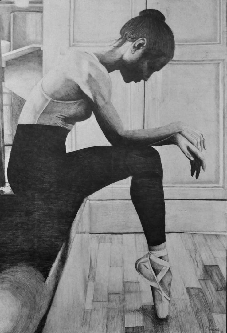 Ballerina. by RainOfFantasies