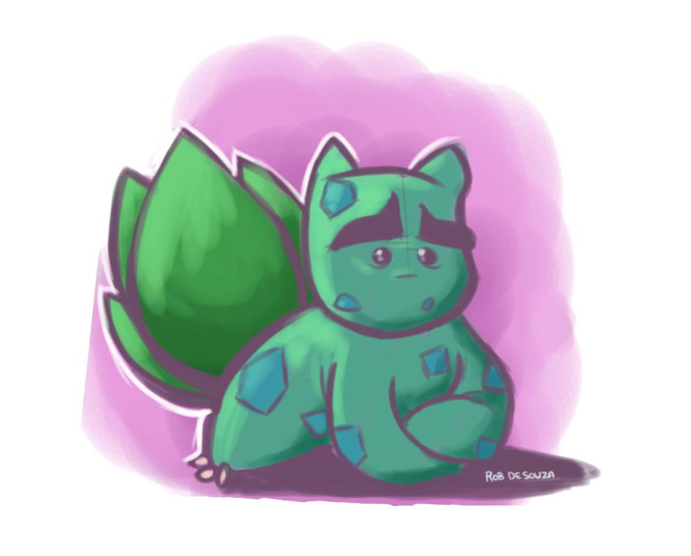 Bulbasaur by UnusualHero