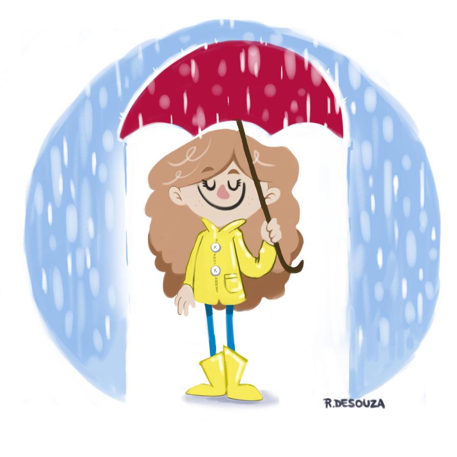 Umbrella by UnusualHero