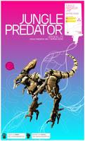 Jungle Predator Collab by xnoleet