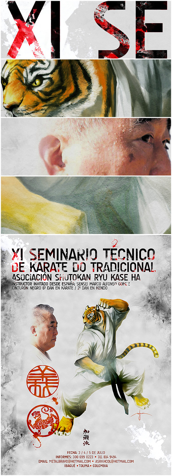 Shotokan Ryu Kase Ha by xnoleet