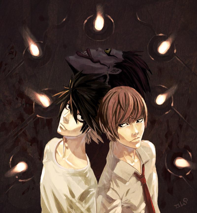 Death Note FanArt Death_Note__FANART___by_thiagooliveira