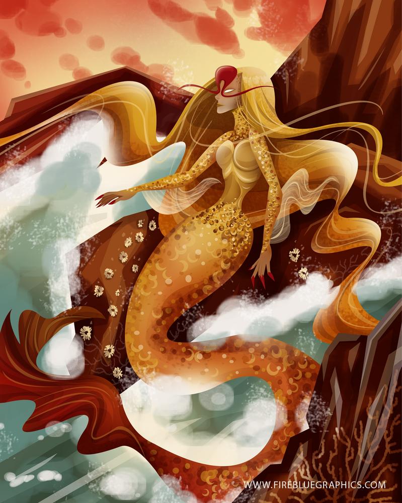 Sirena by Firebluegraphics