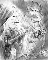 Undersea Mountain - Salvage by JIHAUS
