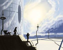 Ruin Frontier Concept 04