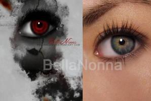 Red eye-stock by BellaNonna