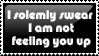 I Solemnly Swear... by Nytram12