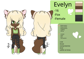 [COMM] Evelyn REF 2017