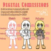 Commissions!!!