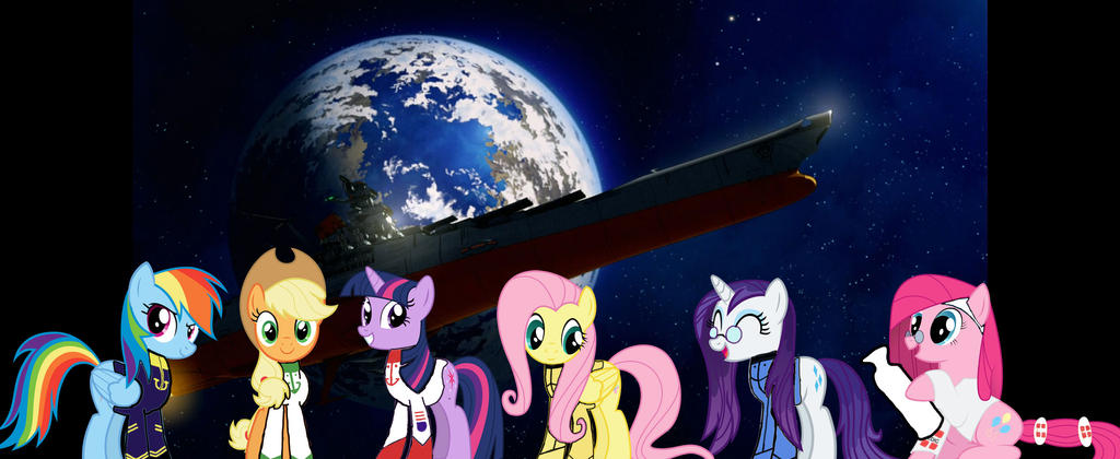 MLP:FIM-My Little Star Force