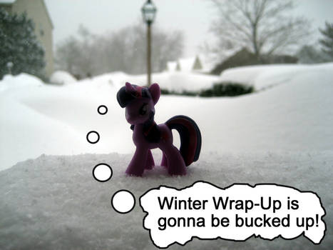 Bucked-up Winter