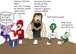 Titans Of The Dinner Table 5