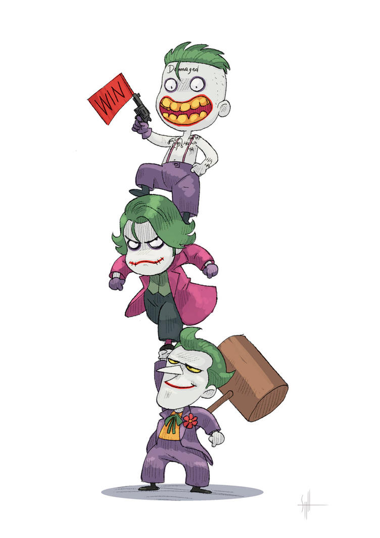 jokers by scoppetta