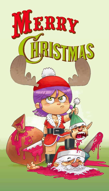 ChristmasCardIPhone