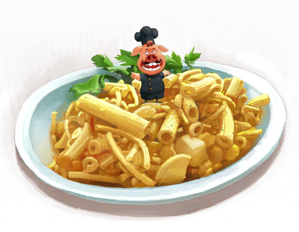 pastaEpatate by scoppetta