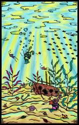 ...:cuties underwater:...