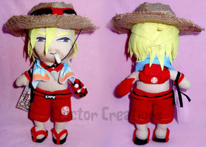 Lifeguard Mccree Plushie
