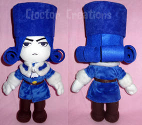 Juvia Lockser Phantom Lord Plush