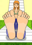 Nami's Feet