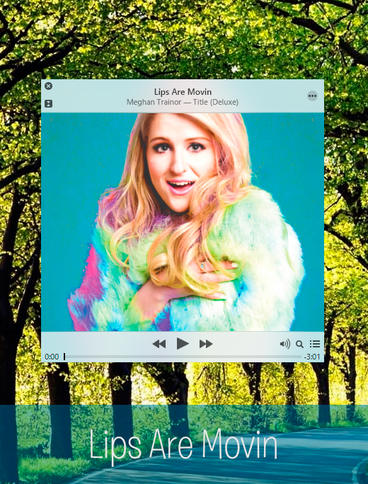 Meghan Trainor | Lips Are Movin by MarcoDelRey on DeviantArt
