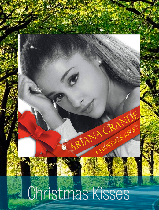 ariana grande christmas kisses 2014 ep by