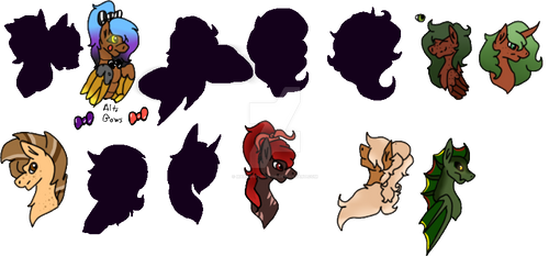 Remade Adopts 7/13 - OPEN - Lowered Price