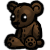 Free Teddy Bear Icon by Abwettar