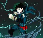 My Hero Academia: Midoriya