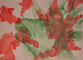 An elk-triptychon II by lenischoen