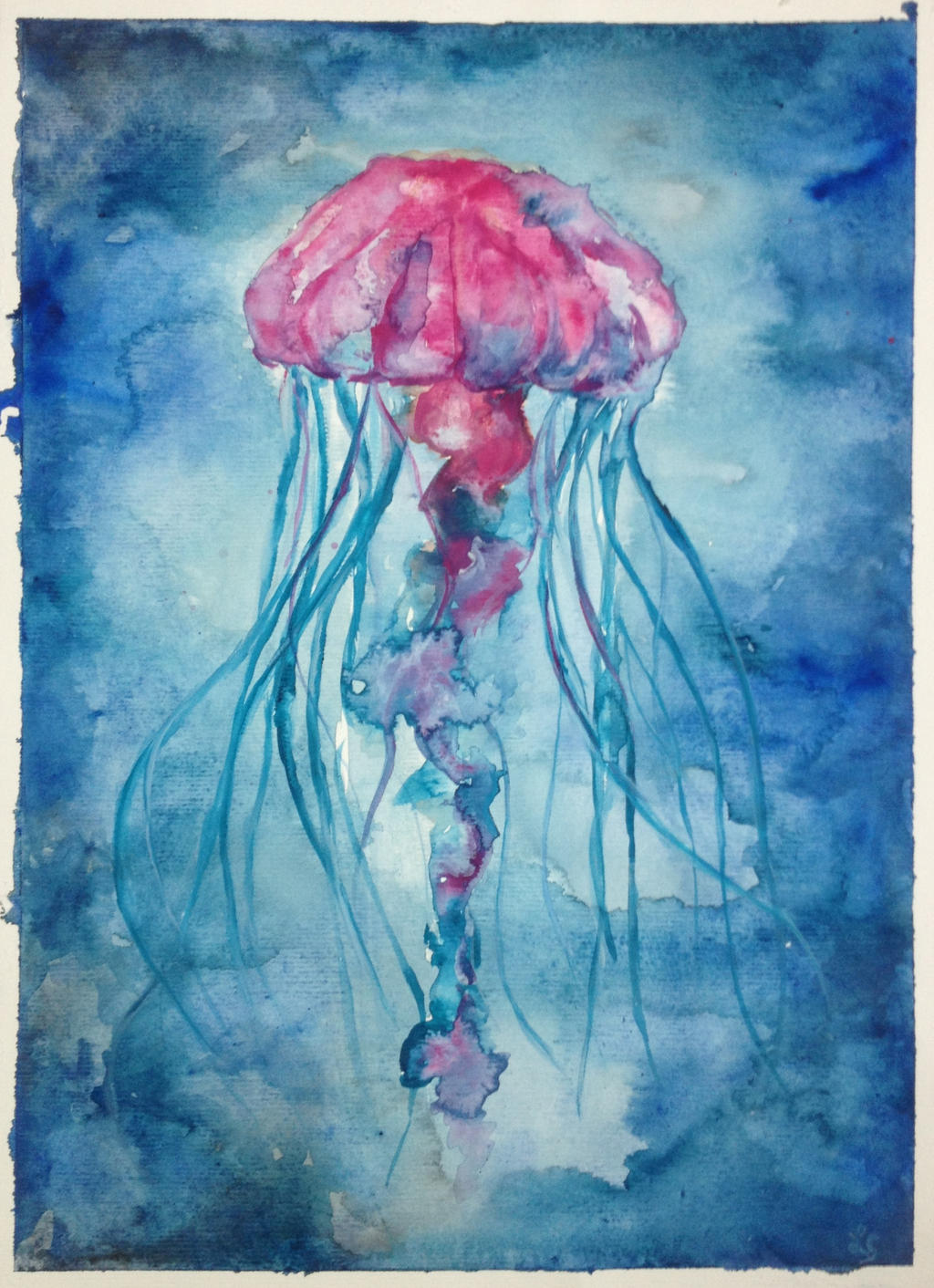 Jellyfish V by lenischoen