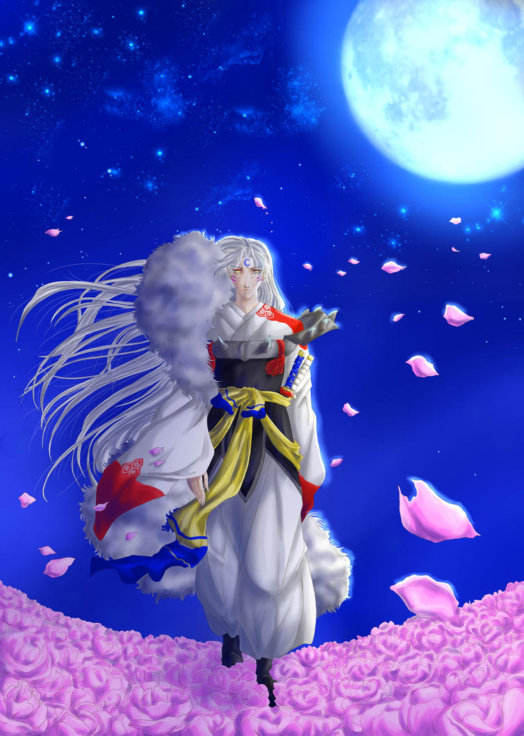 Sesshomaru by Star10