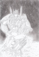 Causeway and Optimus commission by Star10