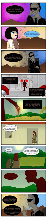 The Beast of Old - Chapter 2 Page 6