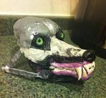 Wolf Mask Base 2