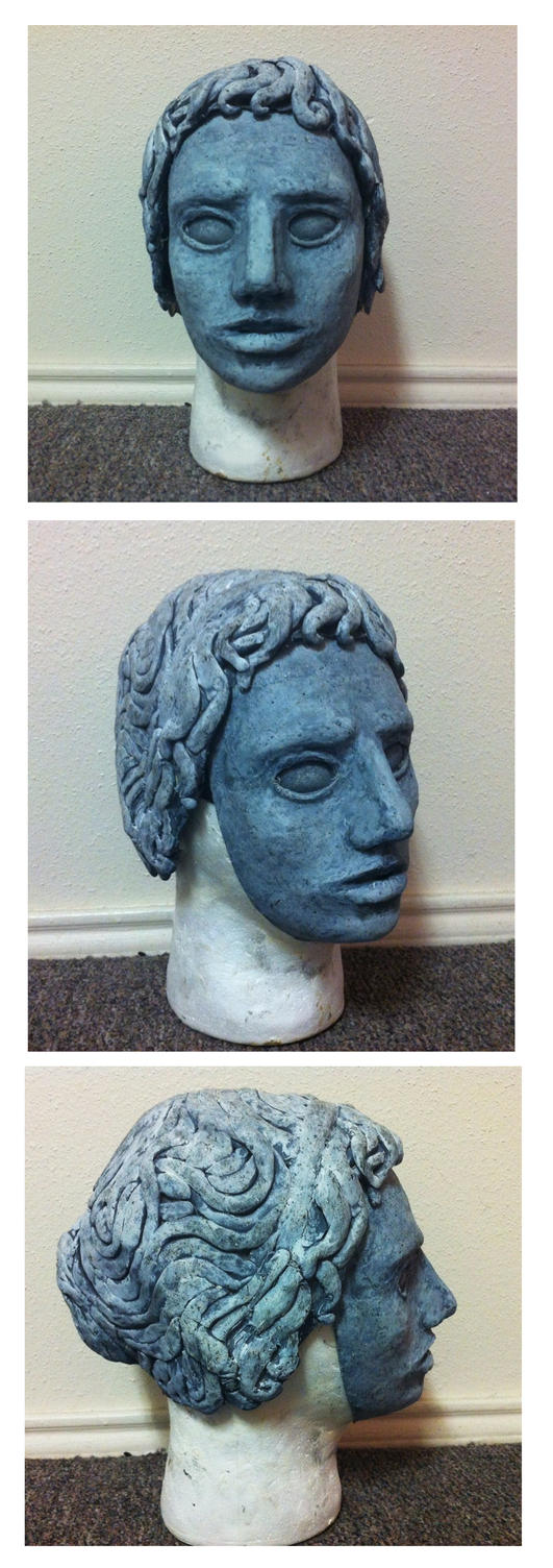 Weeping Angel Mask by SabrePanther