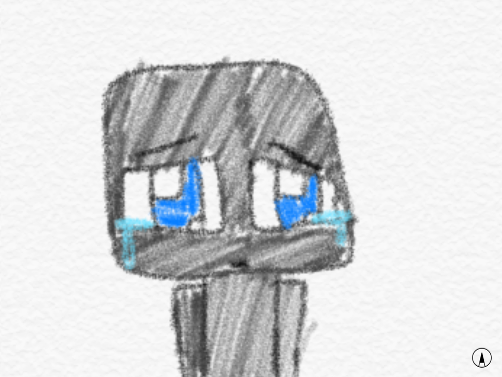 Sad Ender by JMSYoshi