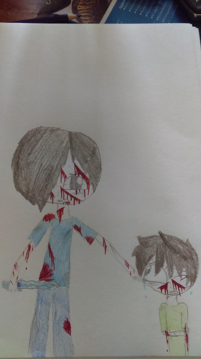 Bloodied by JMSYoshi