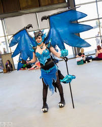 Mega Charizard X Warrior