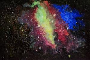 Watercolor Nebula