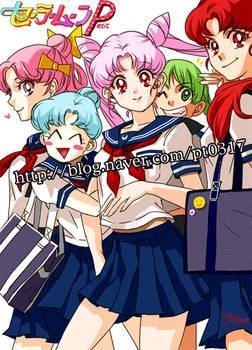 Sailor moon Petit 2