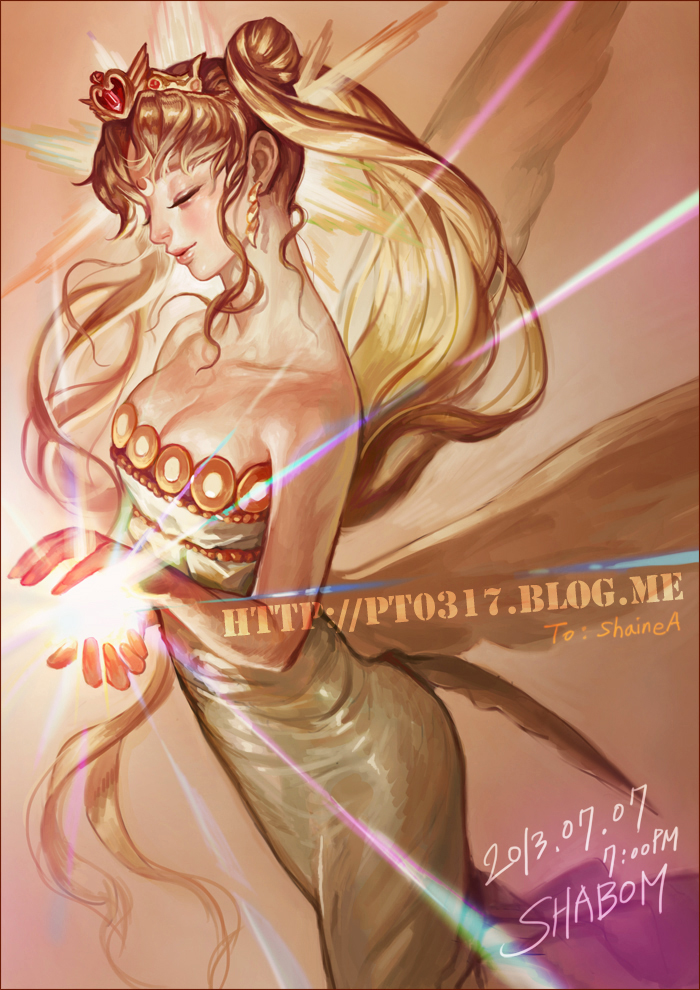 Neo Queen Serenity by pt0317