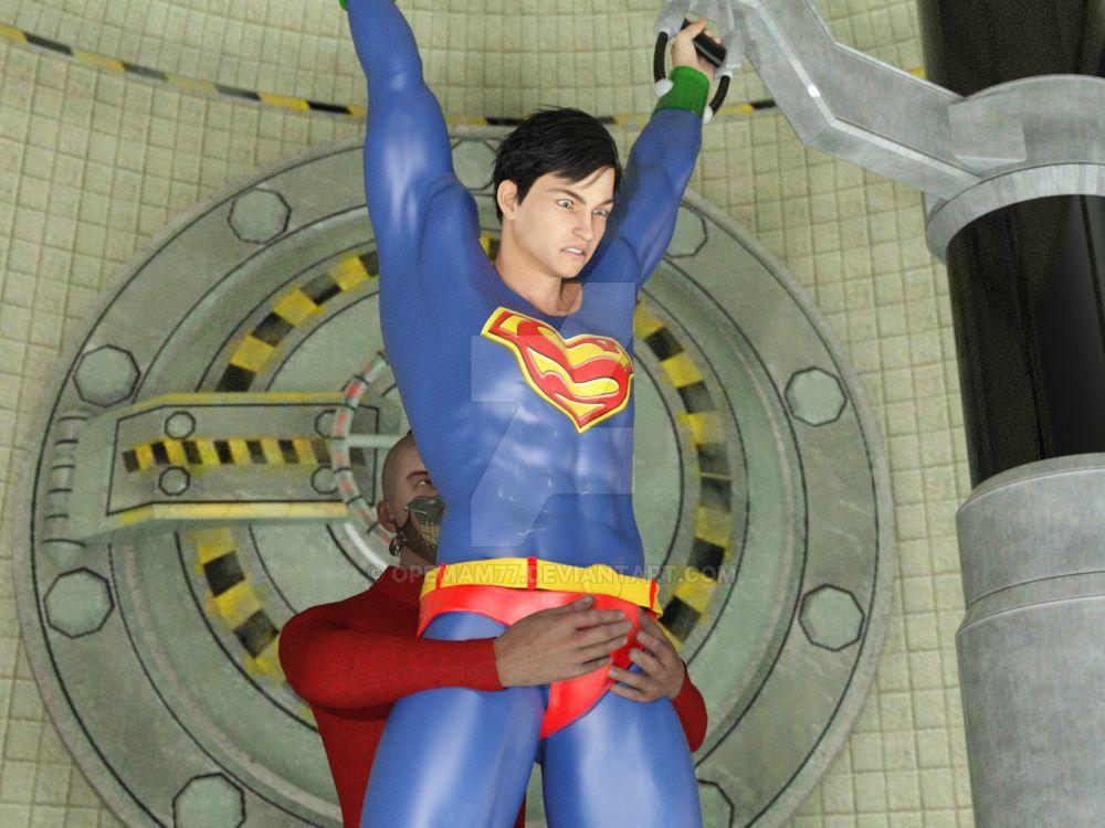 Superman series by opemam77 ...